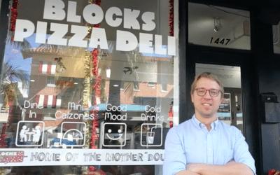 Blocks Pizza Deli, les secrets de la meilleure pizzeria de Miami