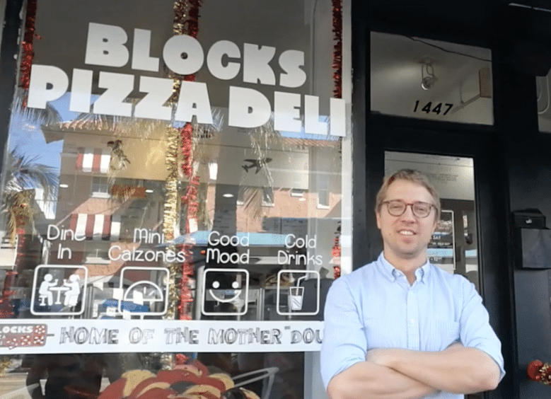 Blocks Pizza Deli, les secrets de la meilleure pizzeria de Miami