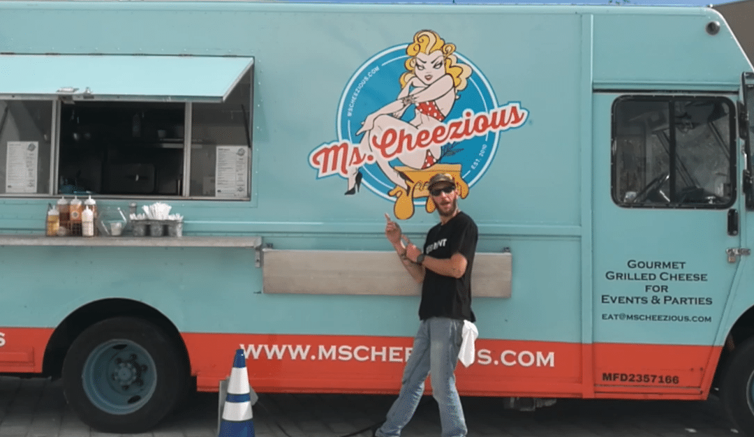 Ms Cheezious, passer d'un Food Truck à succès vers une franchise