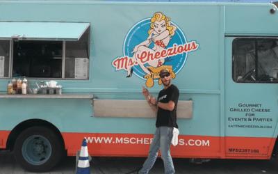 Ms Cheezious, passer d'un Food Truck à succès vers une franchise