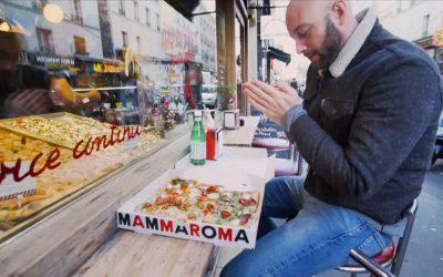 Alexis Pizza Crusader, l'expert pizza de Paris (Interview)