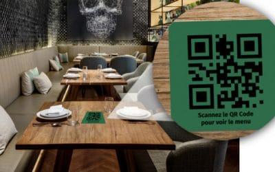 Créé le menu de ton restaurant en QR Code en 5 minutes