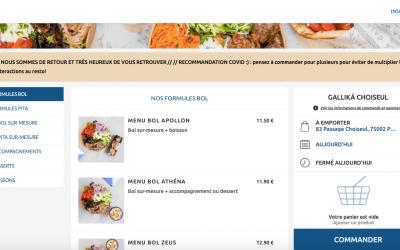 10 raisons pour lesquelles tu dois équiper ton restaurant avec un click and collect