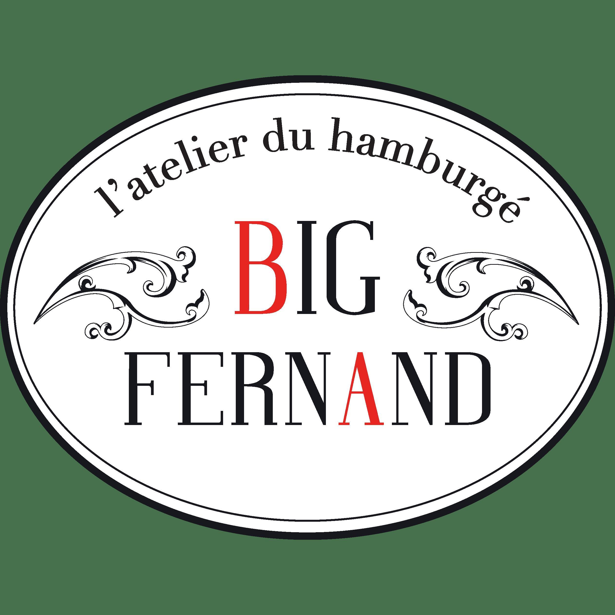 Big Fernand Buger Logo