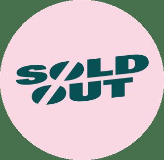 Sold out Burger Logo Smash Burger